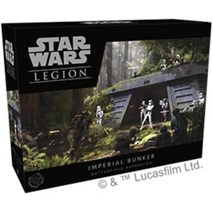 Star Wars Legion: Imperial Bunker