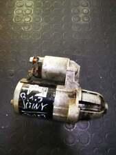 MOTORINO AVVIAMENTO SUZUKI JIMNY 1.3 BENZINA 2005 - 2012