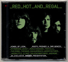 MOJO - Red Hot And Regal - Kings Of Leon-related 14-track CD