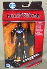 """BATWING DC REBIRTH Multiverse 6"""" Figure The Rookie Collect/Connect Wave 6 2017"""