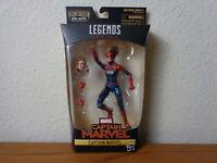 Marvel Legends Captain Marvel Wave - No Kree Sentry BAF