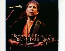 CD PAUL SIMON born at the right time - the best of EX (A1396)