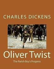 Oliver Twist: The Parish Boy's Progress by Dickens, Charles -Paperback