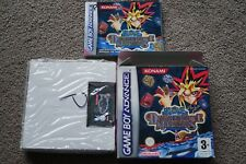 YU-GI-OH Dungeondice Monsters Game Boy Advance 100% Complete EX con