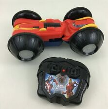 Remote Control Rollover Rumbler Civil War Avengers RC Marvel 2016 Jakks Captain