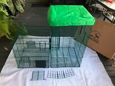 Myna Magic humane cage trap and holding cage