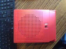 New listing Edwards Est G4Rf-S7 70V Rms Red Speaker New