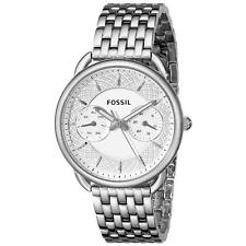 ES3712 New Genuine Fossil Tailor Stainless Steel Bracelet Watch RRP £125