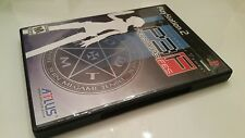 Persona 3 for the Sony Playstation 2 PS2 Complete CIB Near Mint