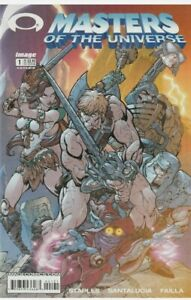 Masters of the Universe 1 He-Man 1st Invincible Preview Cover B Image 2002 NM/MT