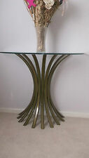 Glass Console Tables without Assembly Required