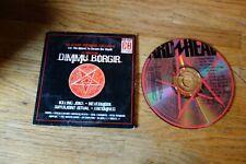 DIMMU BORGIR - KILLING JOKE - NEVERMORE - ENTOMBED - TRIPOD - CD HARD HEAVY 60