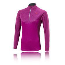 Damen-Fitness-Tops mit Reflektoren fürs Laufen
