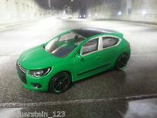 36 / 3 Majorette®  Modellauto  1:64 Citroen DS 4 grün Sondermodell  Neuware