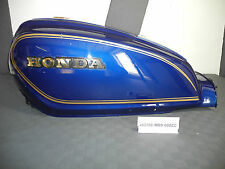 Shelter assy Tankverkleidung Honda GL1100 Neuteil New Part Kratzer Blau