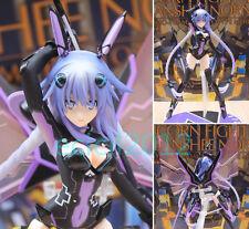 Hyperdimension Neptunia Victory Neptune Purple Heart Figurine Figure NEW IN BOX