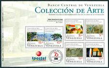 Venezuela 2010 Central Bank of Venezuela Art Collection, 70th Anniv, SC1711, MNH