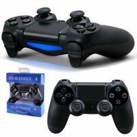 PS4 DualShock 4 Controller Black V2 BRAND NEW SEALED  UK