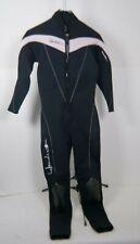 Henderson 3mm Thermoprene Women's Front Zip Jumpsuit Size 8