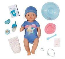 Zapf Creation 819203 Baby Born Interactive Boy Puppe Spielzeug