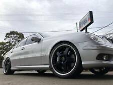 SIMMONS FR1 20 INCH STAGERRED TO SUIT MERCEDES BENZ E55 AMG