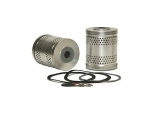 For 1960-1962 Plymouth Fleet Special Oil Filter WIX 68935VT 1961