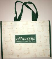 RARE 2018 MASTERS BAG AUGUSTA NATIONAL GOLF CLUB MEMBERS ONLY BERCKMANS NEW 86a4474611611