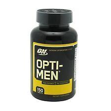 2 X Opti-men by Optimum Nutrition 150 Capsules Multivitamin Optimen 300 Total