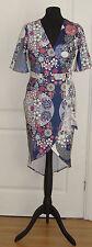 ASOS Polyester V-Neck Short Sleeve Dresses for Women