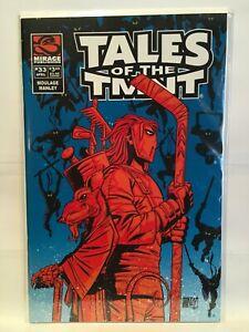 Tales of the TMNT (Vol 2) #33 NM- 1st Print Mirage Comics