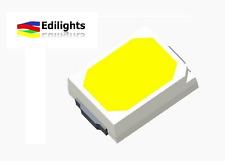 50 LED SMD 2216 BIANCO WHITE 9000-10000K SOSTITUZIONE RETROILLUMINAZIONE RADIO