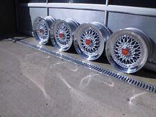 BBS RS 3teil.7x17et33 LK. 4x100 / 5x114,3 Mazda MX5 ab Bj. 2005 / Golf1/2