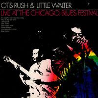 Otis Rush & Little Walter - Live At The Chicago (Vinyl LP - 1982 - NL - Reissue)