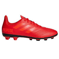 Adidas Predator 19.4 FG Junior Soccer Cleats CM8541 - Red (NEW) Lists @ $42