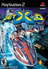 Jet X2O (PlayStation PS2) Score Trick Points During Events by Completing Stunts!