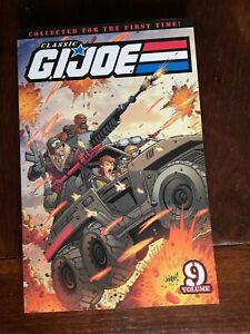 Classic G.I. JOE: A Real American Hero Vol. 9 Marvel TPB