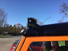 Land Rover Defender Led Light Bar Brackets Custom Made 52'' Fit Onto Gutters,