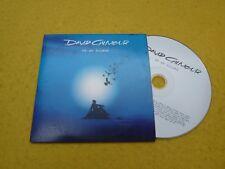 David Gilmour – On An Island (EX++/EX++) Pink floyd PROMO cardsleeve CD ç
