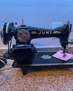 vintage Juki sewing machine
