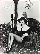 Photo of Marilyn Monroe. a turkey. Photo 24 x 18 cm