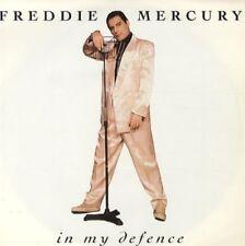 "Freddie Mercury In my defence/Love kills (Wolf Euro Version; 1992)  [7"" Single]"
