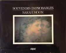 SARAH MOON - SOUVENIRS IMPROBABLES - EO. DELPIRE 1981