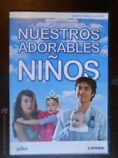DVD NUESTROS ADORABLES NIÑOS - EDICION DE ALQUILER (5T)