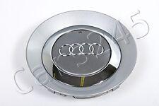 Genuine Wheel Center Hub Cap Gray Metallic AUDI A3 S3 A4 B7 A6 C6 2004-2008