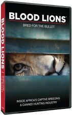 Blood Lions [New DVD]