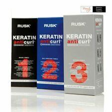 RUSK KERATIN anticurl Kerashine Conditioning (#1 , #2 , #3)