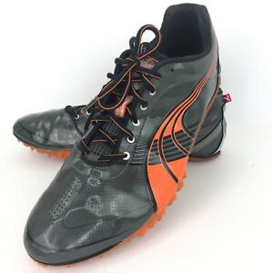 Puma Complete TFX Sprint III 3 Track & Field Mens Shoes Size 12 Spikes Running