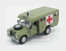 Land Rover Land Series Iii 109 Van Ambulance 1961 HONGWELL 1:43 251XND10