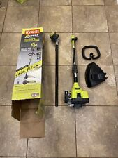 """RYOBI Expand-It 2-Cycle 18"""" Gas-Powered Straight Shaft String Trimmer"""