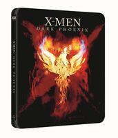 X Men Dark Phoenix Steelbook (2019) 4K UHD + Blu Ray